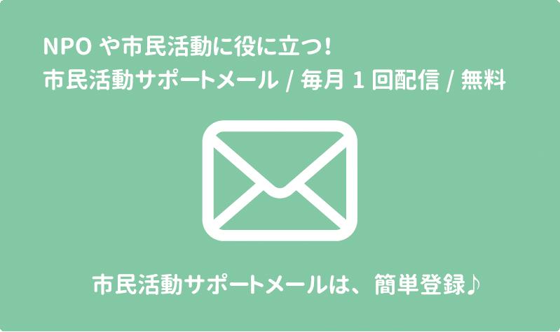 サポートメール申込み